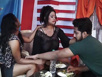 Indian Lesbian Threesome - fat irritant moms kitchen garden dig up